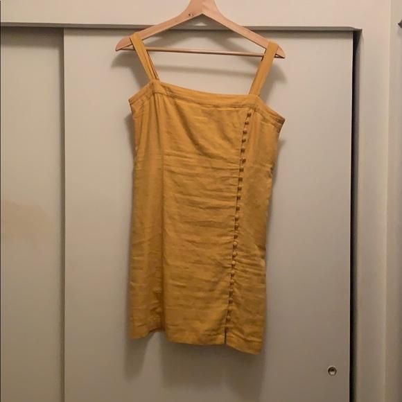 Forever 21 Dresses & Skirts - Yellow dress